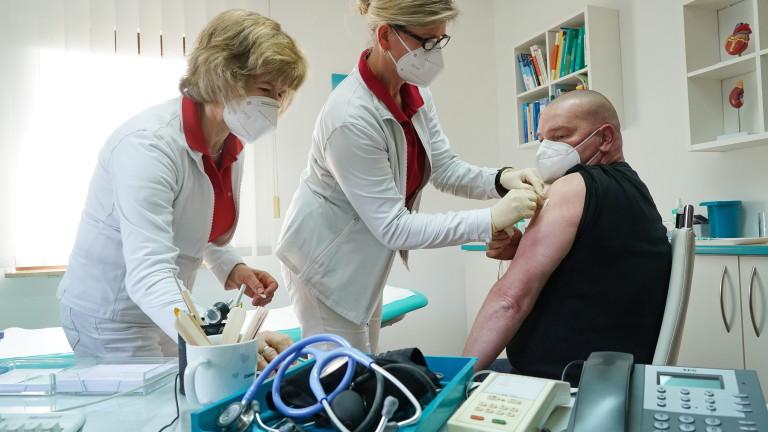 Провалът с ваксинацията в ЕС през първото тримесечие на 2021