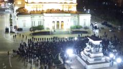 Пактът за миграция на ООН предизвика протест пред НС