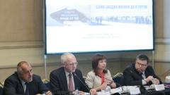 Да се унищожи сивата икономика, а не да се свива, призова Цацаров