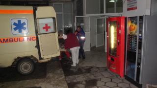 Екипите на Спешната помощ в Бяла работят при тежки условия