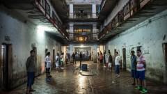 Затворници в Аржентина: Оправете ни телевизора за Мондиала или няма да се храним!