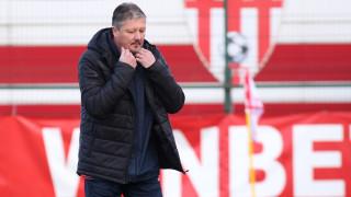 Любослав Пенев официално се завърна в Царско село