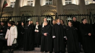 Съюзът на съдиите призова юристите на протест