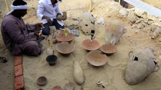 В Египет откриха древен некропол