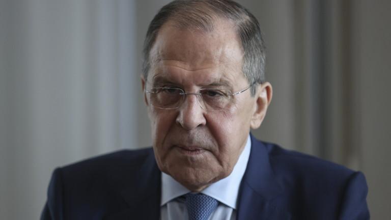 Руският външен министър предупреди Турция срещу, както той се изрази,