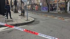 Полиция отцепи софийска улица заради мъж с нож