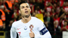 Кристиано е развълнуван от завръщането си в португалския национален отбор