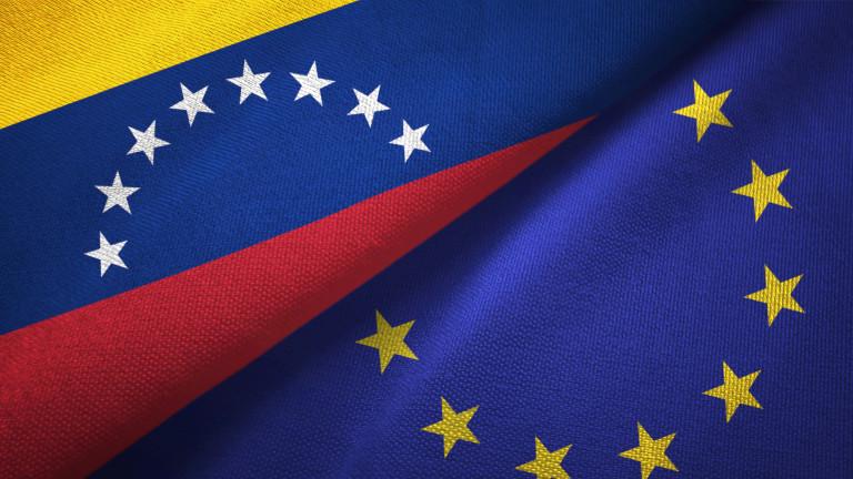 Европейският съюз удължи санкциите срещу Венецуела с още една година,