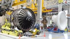 Спирането на Airbus A380 удари печалбата и на Rolls-Royce