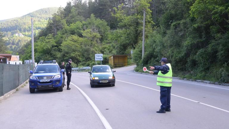 Спецакция срещу престъпността се проведе днес и в Своге, съобщават