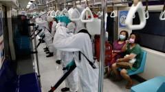 САЩ даряват 750 000 дози ваксини срещу COVID-19 на Тайван