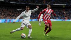 Реал (Мадрид) - Жирона 4:2