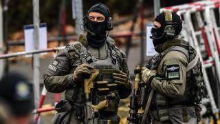 Германската полиция погна арабски и чеченски кланове в Берлин