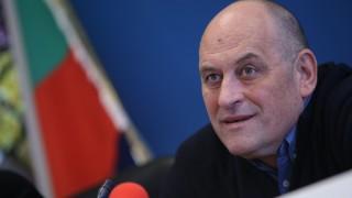 Барчовски след загубата от Гърция: Генерално съм доволен от отбора