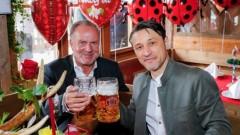 Президентът на Байерн (Мюнхен) Ули Хьонес: Ще защитавам Нико Ковач до кръв!
