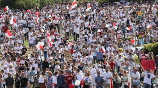 Опозицията зове за разширяване на стачките в Беларус