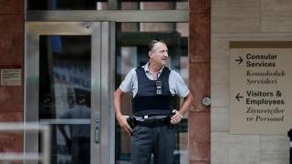 В Истанбул арестуваха 11 души заради потенциална атака срещу US консулството