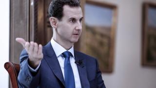 """Асад обвини ЦРУ за смъртта на един от основателите на """"Белите каски"""""""