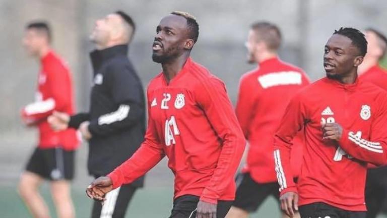 Соу и Антов със сигурност остават в ЦСКА до края на сезона