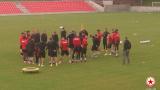 ЦСКА започна подготовка за гостуването на Черно море