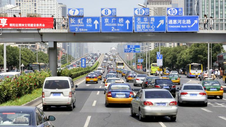 Силата на Китай да повишава растежа на световната икономика намалява