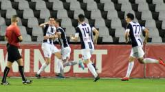 Локомотив (Пловдив) - Ботев (Враца) 2:1, гол на Салинас!