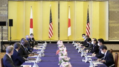 САЩ и Япония в общ фронт срещу дестабилизиращ Китай