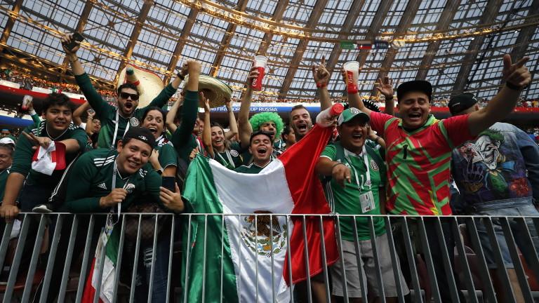 Световната футболна централа ФИФА е предприела дисциплинарни процедури срещу Мексико,