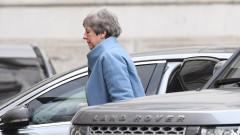 Мей пише на Туск за отлагане на Брекзит