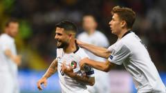 Италия продължава да гази в европейските квалификации