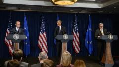 """Обама определи като """"брутална"""" атаката срещу полицията в Далас"""