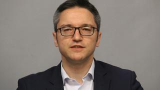 Кристиан Вигенин стана зам.-председател на парламента