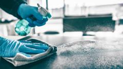 Мащабна дезинфекция с аерозол в Бургас заради COVID-19