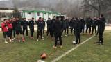 Нападател впечатли треньорите на ЦСКА