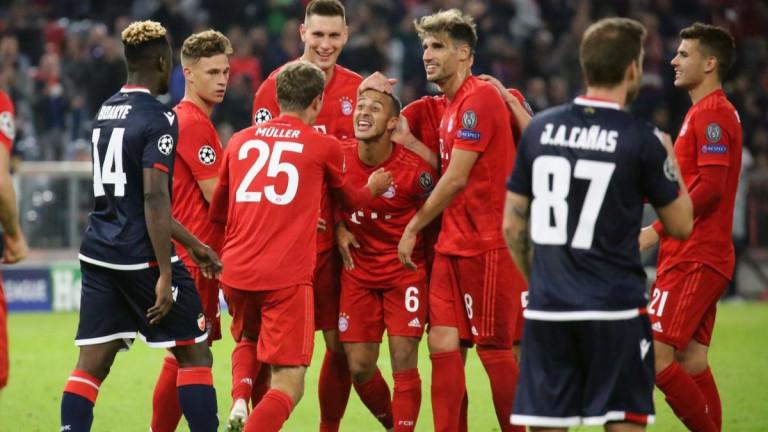 Томас Мюлер: Не съм доволен от ситуацията си в Байерн