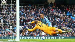 Манчестър Сити премина лесно в следващия кръг на ФА Къп