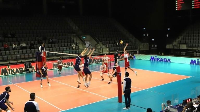 Волейболните юноши ще играят срещу Италия, Чехия, Полша, Сърбия и Австрия на Европейското първенство