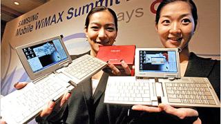Samsung представи комбиниран мини PC-телефон