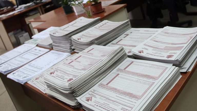 Последен срок за данъчните декларации