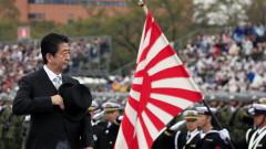 Японският премиер надъхва армията, обещава конституционни промени