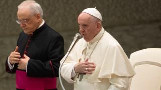Папа Франциск призова всички да се ваксинират, това е грижа един за друг