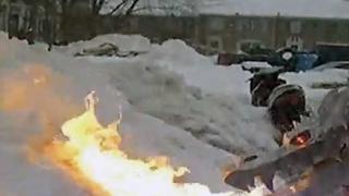 Чистене на сняг (II част)