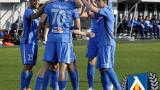 Левски изравни рекорда си по сухи мрежи от миналия сезон