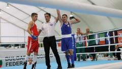 Българските боксьори продължават без грешка на Евро 2017