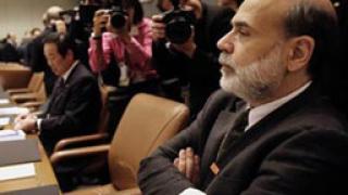 Бернанке даде сигнал за нови лихвени съкращения