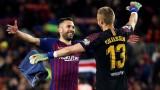 Алба след 6:1 над Севиля: Равностойна игра, Барса беше малко по-добър от съперника