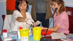 Едноседмична кръводарителска акция за намаляване на жертвите по пътищата