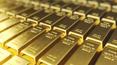 Златото е стабилно на цена около $1720 за унция