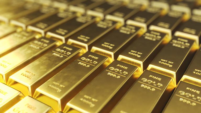 Златото е още по-близо до най-високата си стойност от 2011 година насам