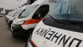 240 нови линейки получиха центровете за спешна помощ у нас